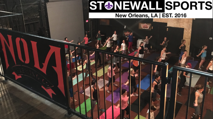 Stonewall Yoga Series